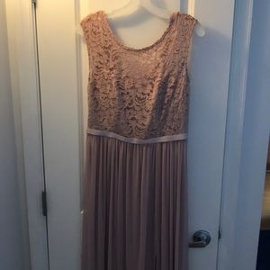 Bridesmaid dress or formal occasion dress